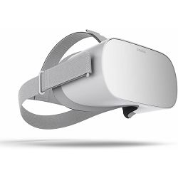 Oculus Go Virtual Reality Stand Alone Headset 64GB, 301-00105-01