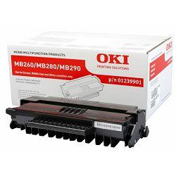 Oki bubanj+toner za MB260/280/290, 3k