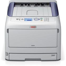 Oki C831dn, A3 printer u boji, duplex, LED laserski ispis, Brzina ispisa : 35 str/min, Ulazna ladic