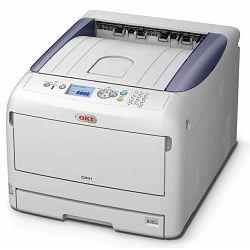 Oki C831n, A3 printer u boji, LED laserski ispis, Brzina ispisa : 35 str/min, Ulazna ladica Ladica