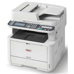Oki MB472DNW prnt/scan/copy/fax, 33s, WL+eth