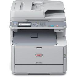 Oki MC352dn, kolor, Printanje, skeniranje i kopiranje, Brzina ispisa: 22 str/min (boja), 24 str/min
