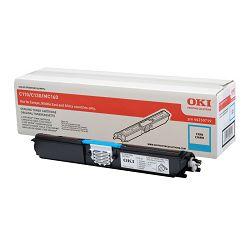 Oki toner C110/C130/MC160 C 1.5k