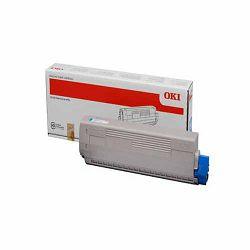 OKI toner C831/841 plavi 10k