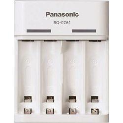 Panasonic punjač 4 kanala/prazan BASIC USB, BQCC61USB