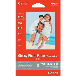 Papir Canon GP-501 A4, foto sjajni papir, 100 listova, 170 g/m2