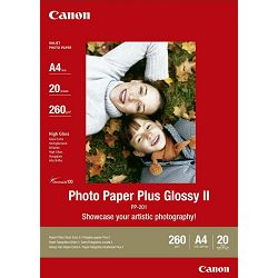 Papir Canon PP201 Photo Paper Plus A4 20 listova