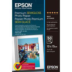 Papir Epson Ph. semi 10x15 20L