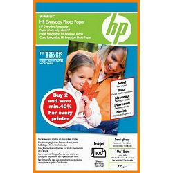 Papir HP Everyday 10x15, SD679A, 170 g/m2, 100 kom, 2-pack