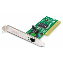 Planet ENW-9504, 10/100Base-TX PCI Adapter, Full Duplex (Realtek chip 8139D, without BootROM socket