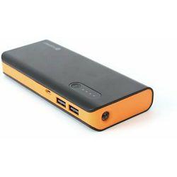 Platinet PowerBank 8000mAh black/orange, PMPB80BO