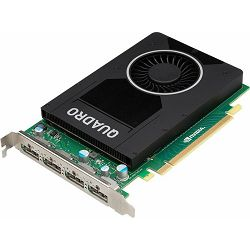 Grafička kartica PNY Quadro M2000, 4 GB DDR5, 128-bit, 1180/6600 MHz