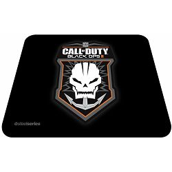 Podloga za miš SteelSeries QcK Call of Duty Black Ops II - Badge Edition (67265)