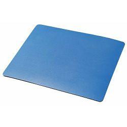 Podloga za miša, platnena plava