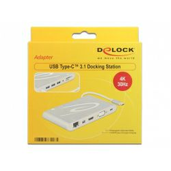 Port Replicator DELOCK no.87298