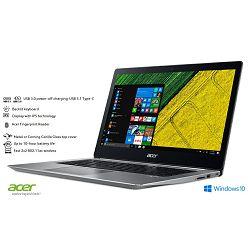 Prijenosno računalo Acer Swift 3 Silver W10, 14