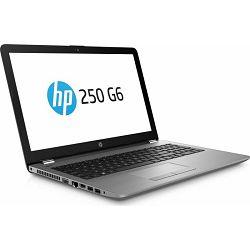 HP 250 G6, i5-7200U/8GB/256GB SSD/iHD/FreeDOS/15.6FHD/4QW57ES