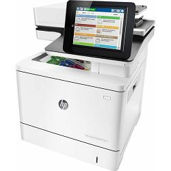 Printer HP Laserjet Enterprise MFP M577dn color, Printer/Scanner/Copier, B5L46A