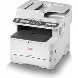 Oki MC363dn, laser color MF