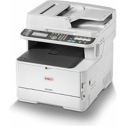 Oki MC363dnw, laser color MF