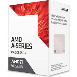 Procesor AMD A12-9800 (2MB Cache, up to 4.20GHz, 4 cores), socket AM4, AD9800AUABBOX