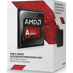 Procesor AMD X4 A10-7800 (4MB Cache, up to 3.90 GHz), sFM2+