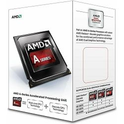 Procesor AMD X2 A4-7300 (1MB Cache, up to 3.80 GHz), FM2+