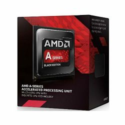Procesor AMD X4 A8-7670K (4MB Cache, up to 3.90 GHz), sFM2+