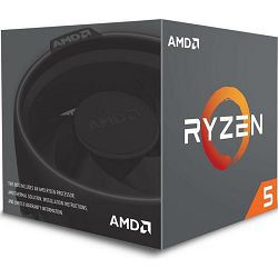 CPU AMD Ryzen 5 1500X BOX, s. AM4