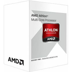 Procesor AMD Athlon X4 740 (4M Cache, up to 3.70 GHz), sFM2, AD740XOKHJBOX