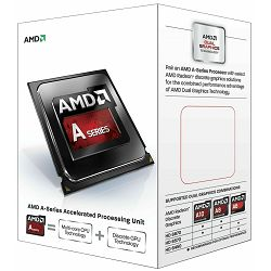 Procesor AMD X4 A8-7600 (4MB Cache, up to 3.80 GHz), sFM2+