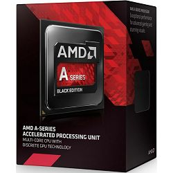 Procesor AMD X4 A8-7650K (4MB Cache, up to 3.70 GHz), sFM2+