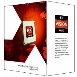 Procesor AMD X4 FX-4300 (8M Cache, up to 4.00 GHz), sAM3+, FD4300WMHKBOX
