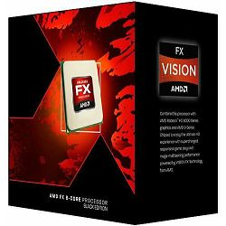 Procesor AMD X8 FX-8350 (16M Cache, up to 4.20 GHz), sAM3+