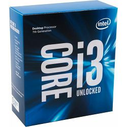 Intel Core i3-7350K, LGA 1151 unlocked