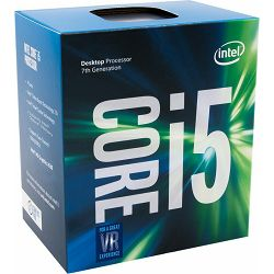 Procesor Intel Core i5-7600K, (3.8GHz, 6MB,LGA1151), Kaby Lake, boxed, BX80677I57600K