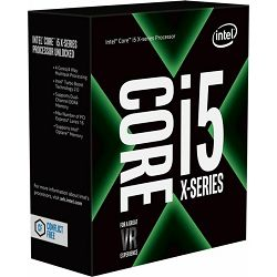 Procesor Intel Core i5-7640X, 4x 4.00GHz, boxed without cooler, BX80677I57640X