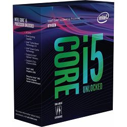 Intel Core i5-8600K, LGA1151