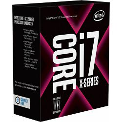 Intel Core i7-7820X (3.6GHz, 11MB,LGA2066) box, nema cooler