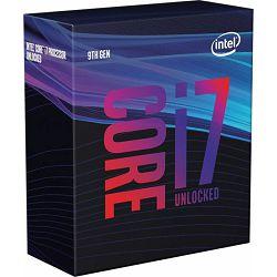 Intel Core i7-9700K, LGA1151, BX80684I79700K