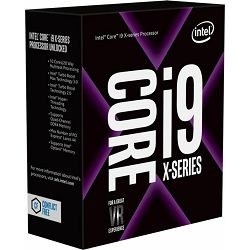 Intel Core i9-7920X, LGA2066, 12 jezgri, BOX, bez coolera
