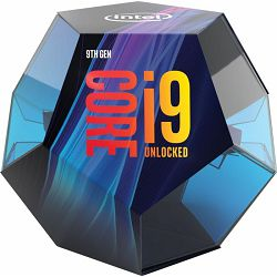 Intel Core i9-9900K 3.60GHz, LGA1151, boxed without cooler
