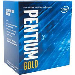 Procesor Intel Pentium Gold G5500 ( 4MB Cache, 3.80GHz ), s.1151, BX80684G5500