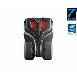 Računalo MSI VR ONE 7RD-056NL, i7-7820HK 2.90GHz, 16GB DDR4, 256GB SSD, GTX1060, Win 10 Pro, 4719072502362