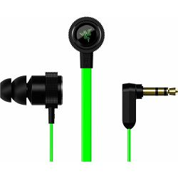 Razer Hammerhead V2 black/green, earphones (in-ear), RZ12-01730100-R3G1