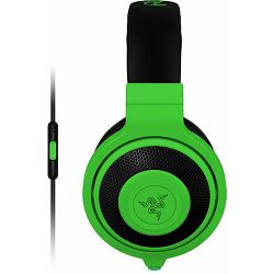 Razer Kraken Mobile Neon Green Headphones (On-Ear), RZ04-01400100-R3M1