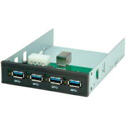 Roline VALUE USB 3.0 Hub 4-porta za 3.5