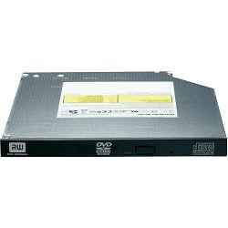 Samsung DVDRW SU-208DB Slim, 9.5mm, Pisanje DVD-R 8x, DVD-RW 6x, DVD+R 8x, DVD+RW 8x, DVD-R (DL) 6x