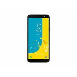 Samsung J600FN Galaxy J6 2018 LTE DS Black, SM-J600FZKUSEE
