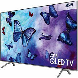 SAMSUNG QLED TV QE49Q6FNATXXH, UHD/4K (3840x2160), QLED, SMART